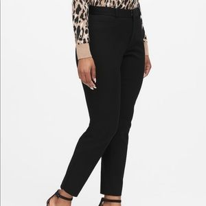 Brand New Curvy Sloan Skinny-Fit Washable Pant